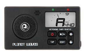 AFINADOR P.WAVES CON METRONOMO MT-02
